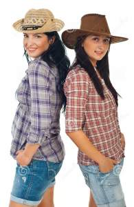 http://www.dreamstime.com/stock-photo-happy-cowgirls-hats-image21343360