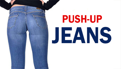 Jeans Push-up